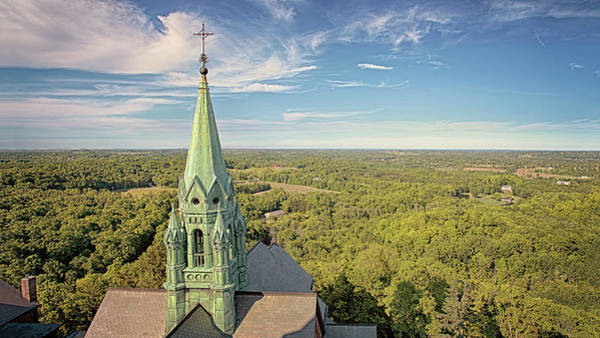 Photograph - Holy Hill View by Susan Rissi Tregoning