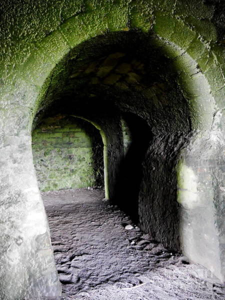 Photograph - Holy Island Lime Kilns 2 by Lexa Harpell