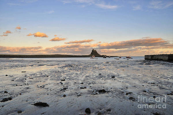 Holy Wall Art - Photograph - Holy Island Of Lindisfarne by Smart Aviation