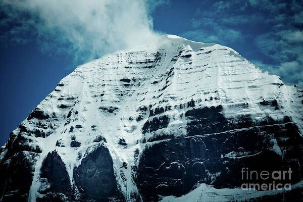 Wall Art - Photograph - Holy Kailas North Slop Himalayas Tibet Artmif.lv by Raimond Klavins