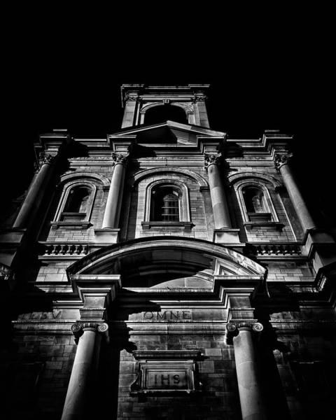 Photograph - Holy Name Parish No 71 Gough Ave Toronto Canada by Brian Carson