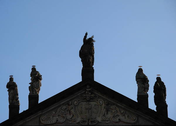 Photograph - Holy Triangle  by Christopher Brown