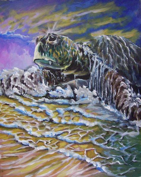 Wall Art - Painting - Home Again by Kevin Stonebraker