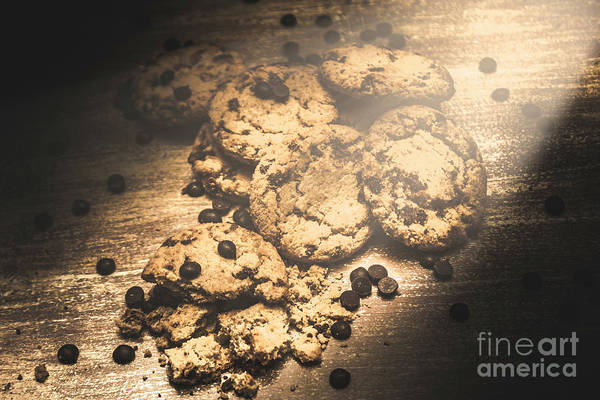 Baking Photograph - Home Biscuit Baking by Jorgo Photography - Wall Art Gallery