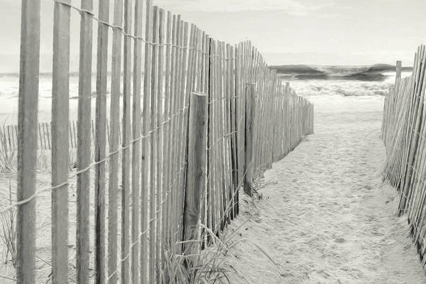 Rehoboth Beach Photograph - Home Is Where The Waves Crash by Lori Deiter