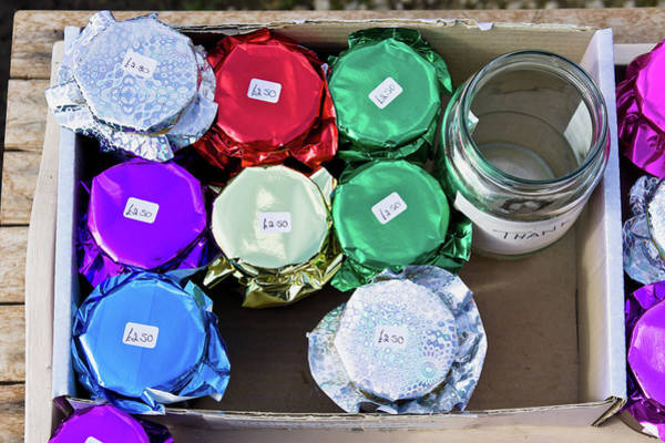Conserved Photograph - Home Made Preserves by Tom Gowanlock