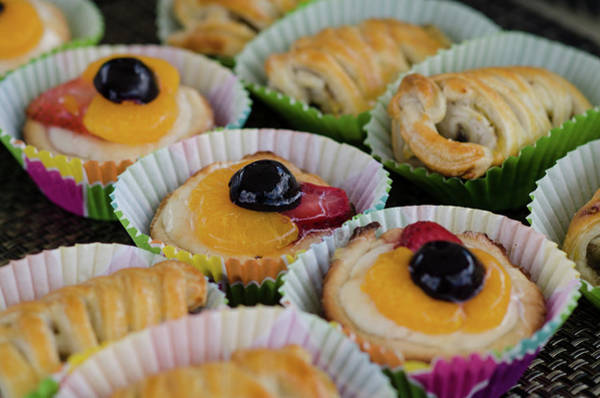 Photograph - Home Made Treats by Miguel Winterpacht