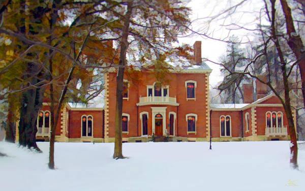 Photograph - Home Of Henry Clay by Sam Davis Johnson