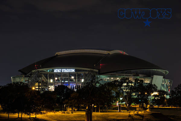 Photograph - Home Of The Dallas Cowboys by Jonathan Davison