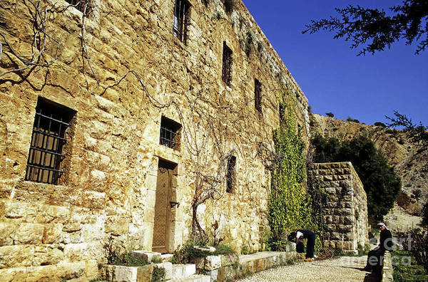 Wall Art - Photograph - Home Of The Famous Lebanese-american Poet And Artist Khalil Gibran by Sami Sarkis