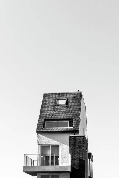 Photograph - Home Of The Minimalist by Wim Lanclus