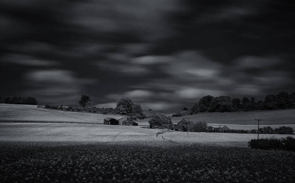 Ir Photograph - Home On The Range by Nigel Jones