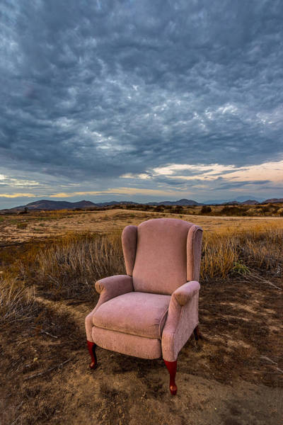 Cloud Type Wall Art - Photograph - Home On The Range by Peter Tellone
