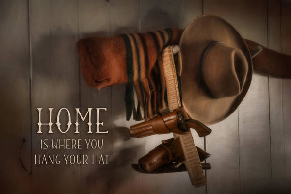 Wall Art - Photograph - Home Protection by Lori Deiter