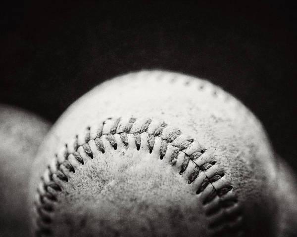 Wall Art - Photograph - Home Run Ball II  by Lisa Russo