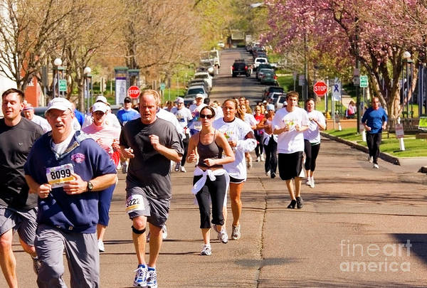 Photograph - Home Stretch In The Cherry Creek Sneak by Steve Krull