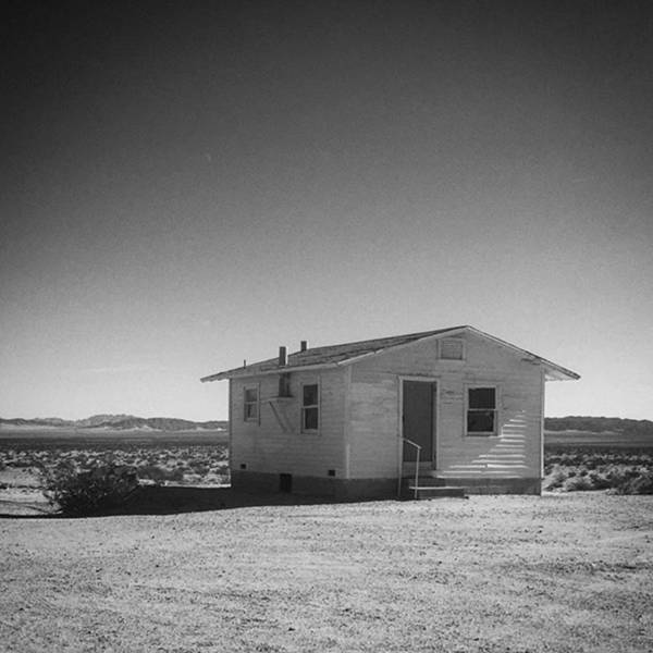 Fineart Wall Art - Photograph - Homestead 2. #blackandwhite by Alex Snay