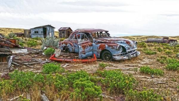 Photograph - Homestead And Pontiac by Amanda Smith