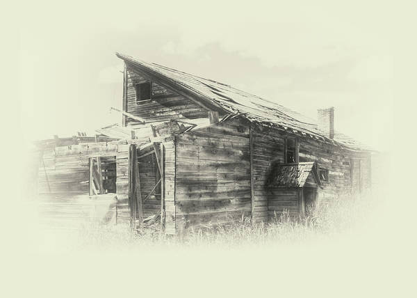 Photograph - Homestead by Doug Matthews