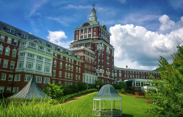 Photograph - Homestead Omni Hotel by Karen Wiles