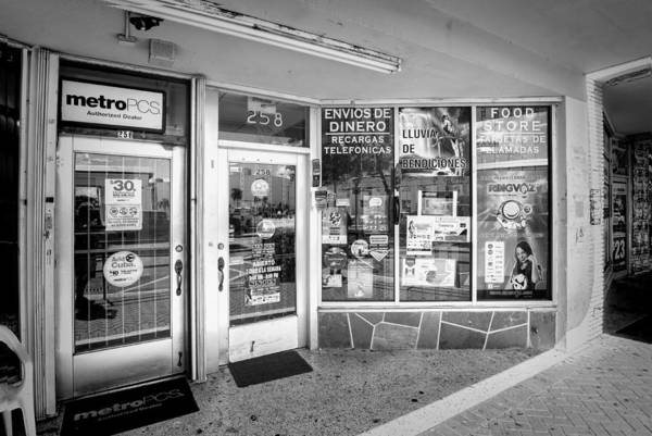 Photograph - Homestead Storefront-3 by Rudy Umans