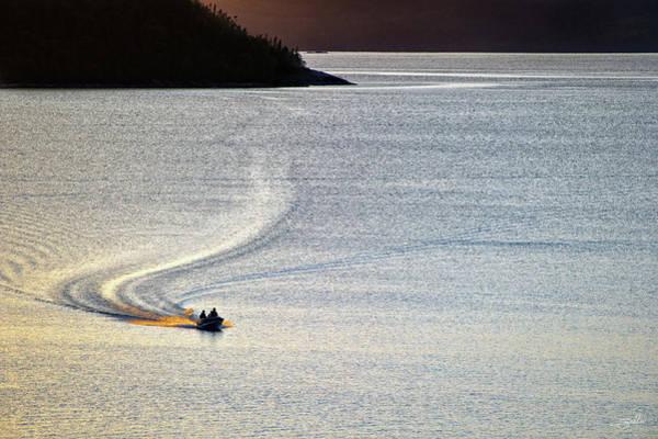 Photograph - Homeward Bound by Doug Gibbons