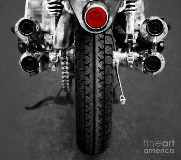 Wall Art - Digital Art - Honda Four by Ari Salmela