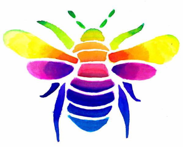 Painting - Honey Bee by Sarah Krafft