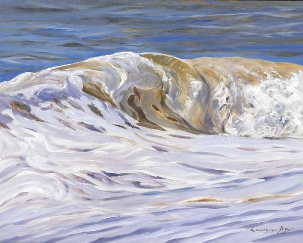 Painting - Honey Wave by Lawrence Dyer