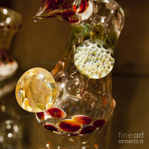 Wall Art - Photograph - Honeycombs And Spheres by Spurs Broken
