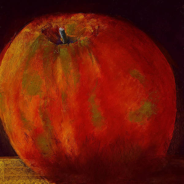 Painting - Honeycrisp by David Patterson
