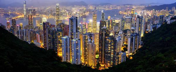 Photograph - Hong Kong by Fabrizio Troiani