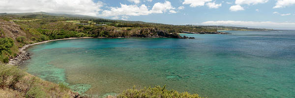 Napili Bay Photograph - Honolua Bay by Susan Rissi Tregoning