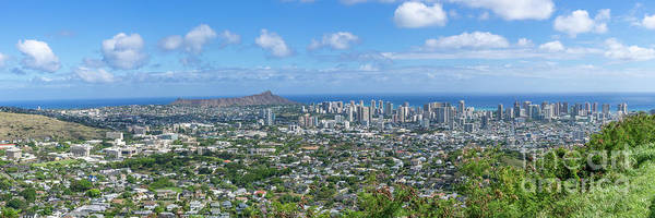 Photograph - Honolulu  by Hans- Juergen Leschmann
