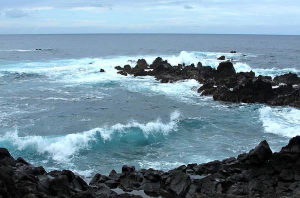 Wall Art - Photograph - Honolulunui Bay Maui by Karon Melillo DeVega