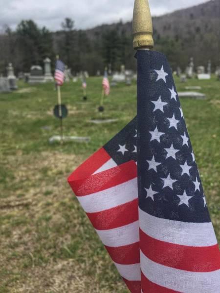 Photograph - Honoring Veterans by Pat Moore