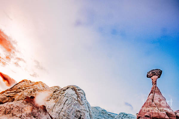 Photograph - Hoo Doos At Sunset by Jim DeLillo