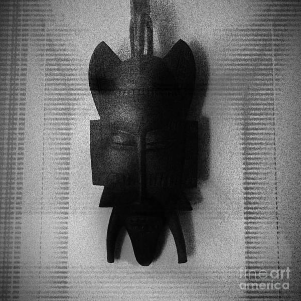 Photograph - Mask by Jenny Revitz Soper