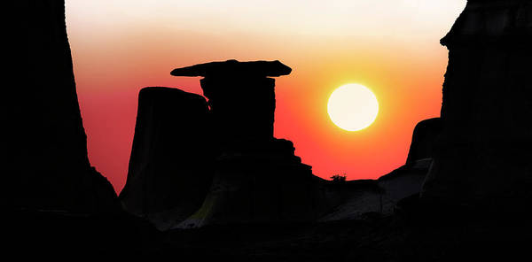 Photograph - Hoodoo Sunrise by John Poon