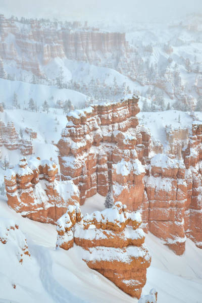 Photograph - Hoodoos by Ray Mathis