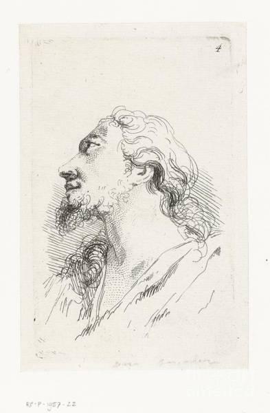 Ch Painting - Hoofd Van Christus by Celestial Images