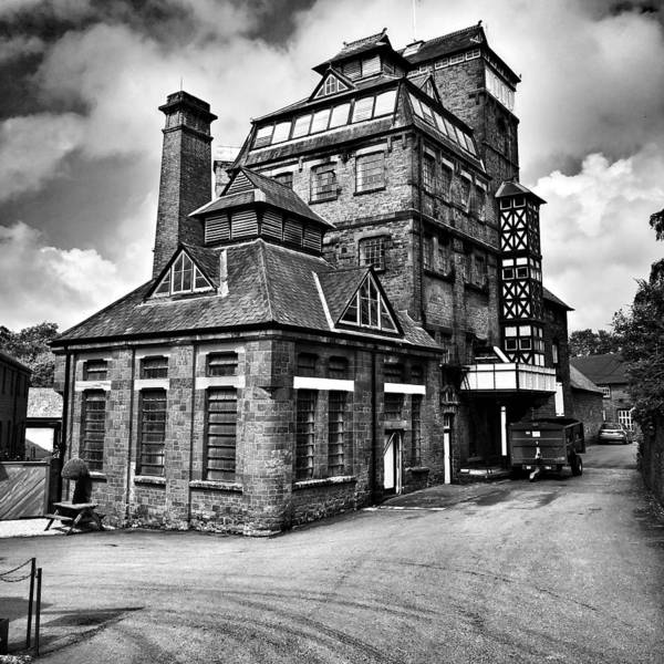 Photograph - Hook Norton Brewery by Jeremy Hayden