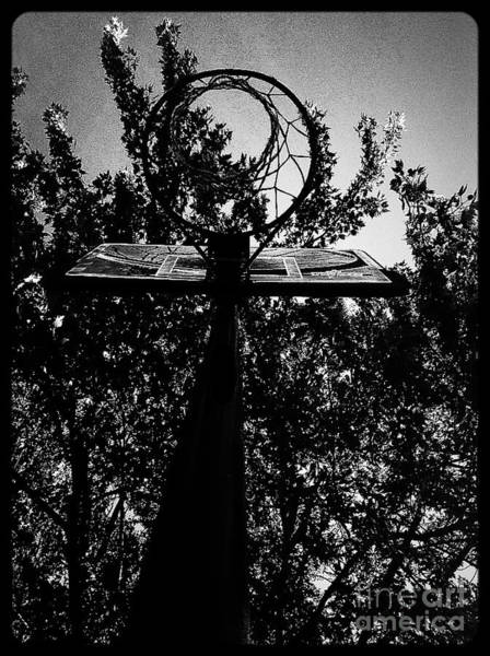 Photograph - Hoop by Frank J Casella