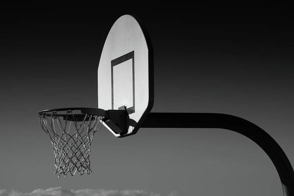 Photograph - Hoops by Richard Rizzo