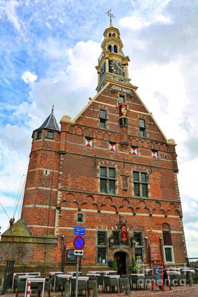 Wall Art - Photograph - Hoorn Tower by Carol Groenen