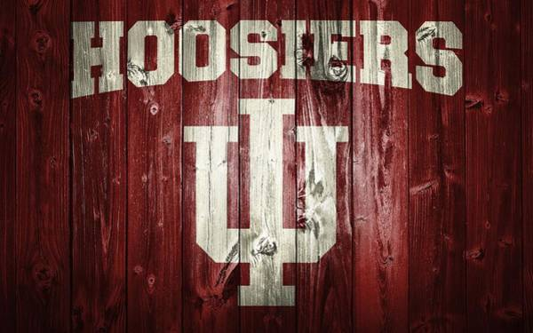 Wall Art - Digital Art - Hoosiers Barn Door by Dan Sproul
