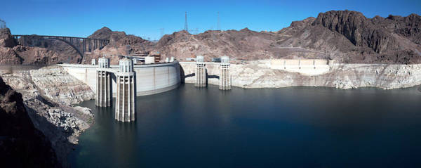 Photograph - Hoover Dam by Nicholas Blackwell
