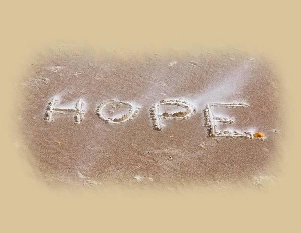Photograph - Hope by John M Bailey