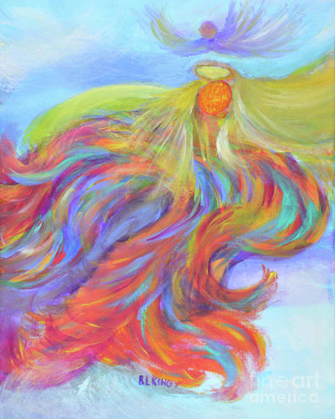 Angelic Beings Painting - Hope by Robyn King