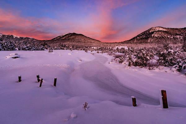 Lightroom Photograph - Hopeful Carson River Morning Magic by Mike Herron